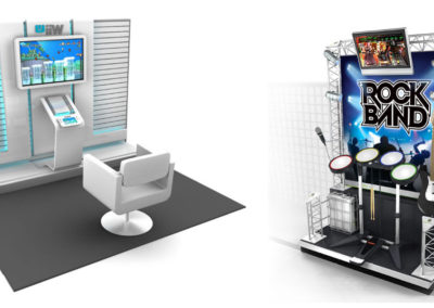 Convention or Trade Show Booths